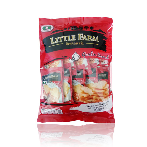 LITTLE FARM - Garlic Bread